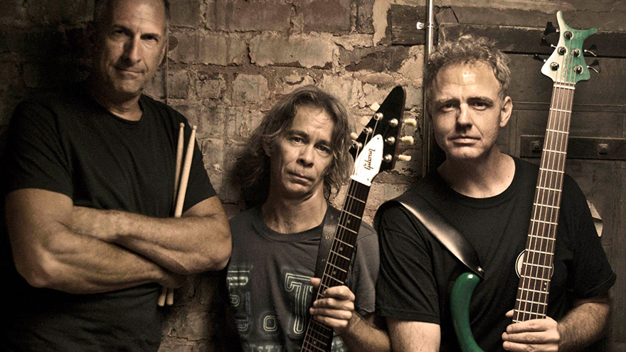Tim Reynolds & TR3 Live at the Boathouse Live with Bennett Wales & the Relief