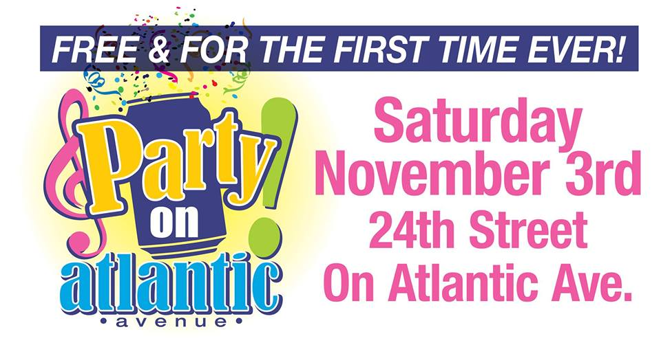 Party on Atlantic Avenue featuring Bennett Wales & the Relief